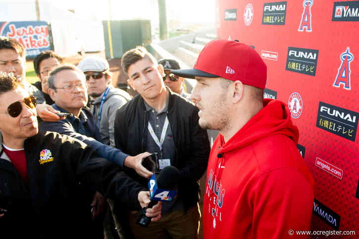 Angels' Mike Trout blasts Astros in wake of cheating scandal