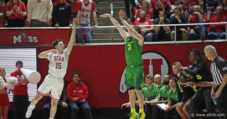 Utes hoops' Rylan Jones is shooting to model his game after Oregon standout