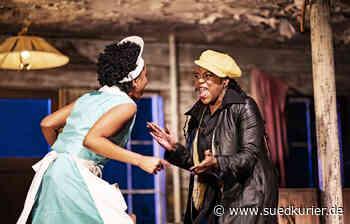 Theater: Wie der Jazz den Menschen besserte: Theater Konstanz feiert Louis Armstrong - SÜDKURIER Online