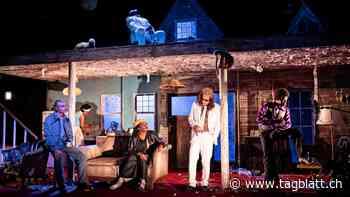 Er spielt wie Louis Armstrong: Das Theater Konstanz zeigt eine wilde Traumreise ins Herz des Jazz   St.Galler Tagblatt - St. Galler Tagblatt