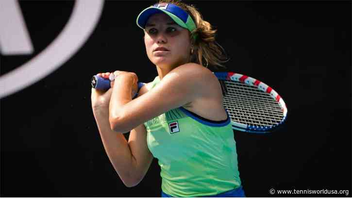 Sofia Kenin: There is No Secret for Success; I Am Just Trying My Best