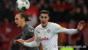 Fußball: Außenverteidiger-Duo von Holstein Kiel verletzt