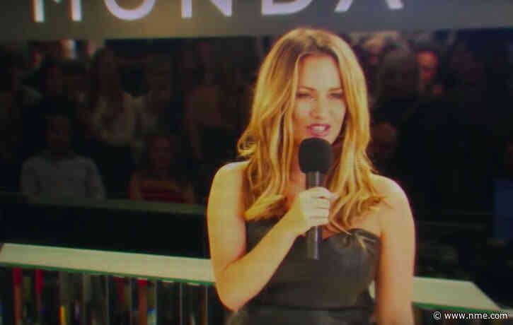 Caroline Flack makes final on-screen appearance in Steve Coogan's 'Greed'