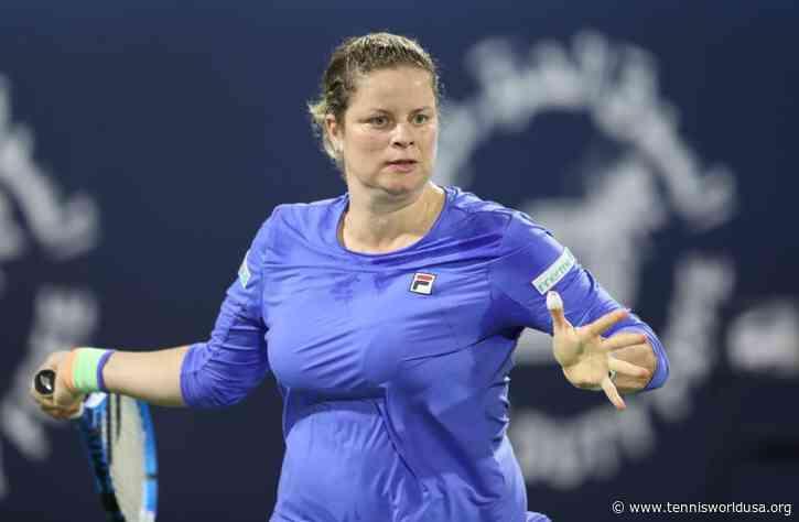 Dubai Open: Garbine Muguruza defeats Kim Clijsters in latter's 1st comeback match