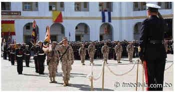 Fuerzas Armadas licencian a 710 marinos y soldados en Trinidad - FmBolivia