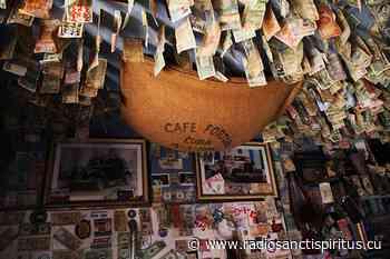 Trinidad de Cuba: el Café Fortuna y sus regalos únicos | - Radio Sancti Spíritus