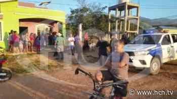 Asesinan a un guardia de seguridad en el Bo.La Trinidad de Catacamas - hch.tv