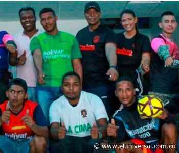 Deporte en Mahates | EL UNIVERSAL - Cartagena - El Universal - Colombia