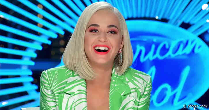 Katy Perry Gets Tearful Over Touching American Idol Audition from Alabama Garbage Man