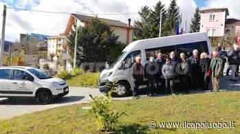 Alto Aterno, donati un minibus ed una panda ai Comuni di Montereale e Cagnano - Il Capoluogo.it