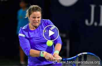 Kim Clijsters' come back: the highlights
