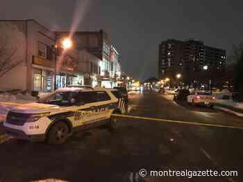 Longueuil police seek clues after brash daytime shooting in Saint-Lambert - Montreal Gazette
