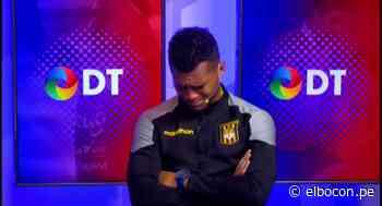 Rolando Blackburn: ex Sporting Cristal lloró en vivo al recordar penal errado en la Copa Libertadores [VIDEO] - El Bocón