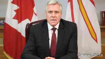 Dwight Ball stepping down as Newfoundland and Labrador premier