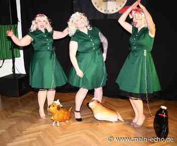 Karnevalsfreunde Elsenfeld feiern Kappenabend mit Musik,Tanz und Witz - Main-Echo