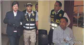 Edwin Oviedo y Willy Serrato serían cambiados de prisión - Diario Correo