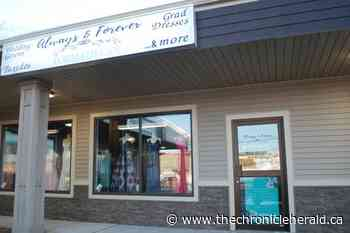 Formal shop closure leaves worried grads and brides in Clarenville, NL - TheChronicleHerald.ca