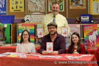 Bedtime stories he told his daughters provide Clarenville, NL author with inspiration for new book - thetelegram.com