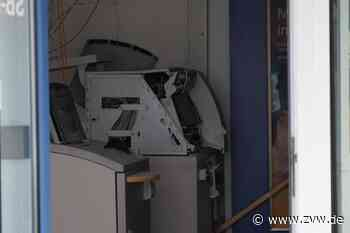 Plochingen - Geldautomat gesprengt: Tatverdächtige flüchten mit hellem Kombi - Zeitungsverlag Waiblingen