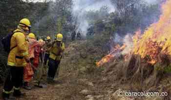 Incendios de Saboyá y Chiquinquirá se encuentran controlados - Caracol Radio
