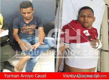 Se conocen nombres de lesionados en ataque sicarial en Maicao y de los responsables - La Guajira Hoy.com