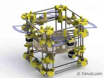 Theta Polar 3D Printer: 3D druckender Plattenspieler - 3Druck.com