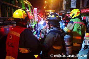Incendio estructural en Belén Altavista deja siete personas lesionadas - Noticias Caracol