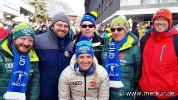 Edelfans im Schichtdienst bei Biathlon-WM | Egenhofen - Merkur.de