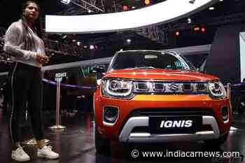 2020 Maruti Ignis Facelift Launched; Gets Expensive By Upto Rs 25,000 - India Car News