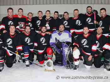 Stantec hockey tournament scores big for Camp Smitty near Eganville - Community Press