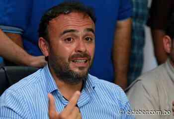 """Jordán: """"Mientras Cordano no firme no será convocado"""" - EL DEBER"""