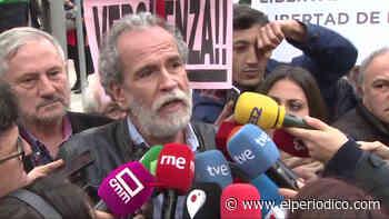 """Willy Toledo antes del juicio: """"Seguiré cagándome en la Virgen"""" - El Periódico"""