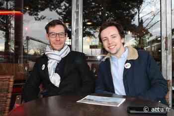 Municipales. Marly-le-Roi : Tanguy Ruellan souhaite « réveiller la ville » - actu.fr
