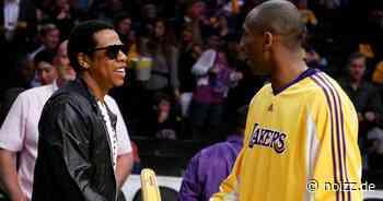 Jay-Z spricht über sein letztes Gespräch mit Basketball-Legende Kobe Bryant - Noizz.de