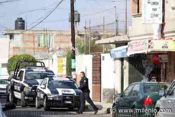 Hieren de bala a cuentahabiente en robo en la Buenavista - Milenio