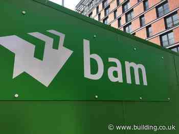 Royal Bam boss to step down