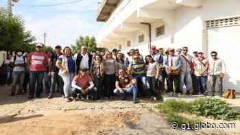 Saúde leva mutirões contra as arboviroses aos bairros Bom Jesus e Borborema - G1