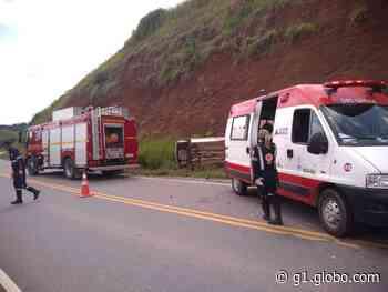 Jovem morre em acidente na MG-447 em Visconde do Rio Branco - G1