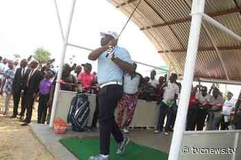 Bayelsa Golf Course: Life president, top players witness inauguration in Yenagoa - TVC News
