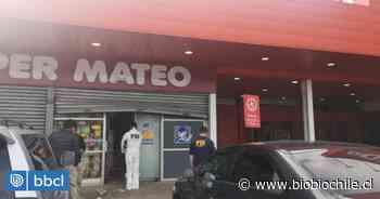 Desconocidos roban librería ubicada en avenida Pedro Montt de Valdivia - BioBioChile