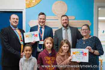 Leamington estate agents help Milverton youngsters raise cash for playground equipment - Kenilworth Weekly News
