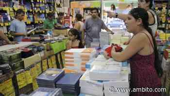 El Banco Ciudad lanzó descuentos de hasta el 40% y cuotas sin interés para productos escolares - ámbito.com