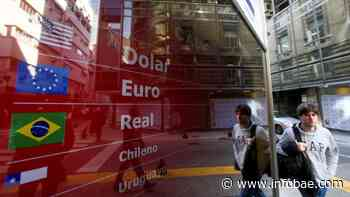 El Banco Central sube el dólar oficial para acompañar la baja de las monedas de la región - infobae