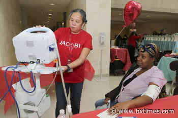 NYC Health + Hospitals/Jacobi event acknowledges February Heart Month