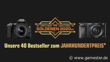 Kamera-Angebote bei Saturn: Sony Alpha 6000 und Canon EOS 250D - GameStar