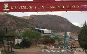 Santa Bárbara y El Oro carecen de oferta de empleo - El Sol de Parral