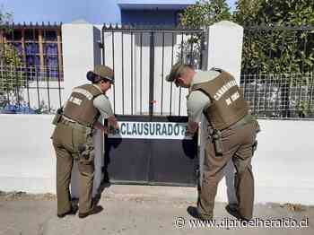 Carabineros clausuró prostíbulo en Linares - Diario El Heraldo Linares
