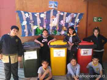 Escuela de Linares es reconocida por su compromiso con el cuidado del medio ambiente - El Centro