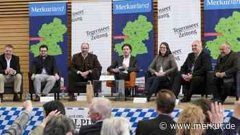 Kommunalwahl 2020: Podiumsdiskussion in Waakirchen | Waakirchen - merkur.de
