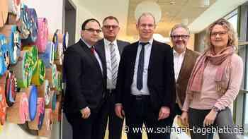 Dreikönigstreffen bringt 5000 Euro fürs Hospiz ein